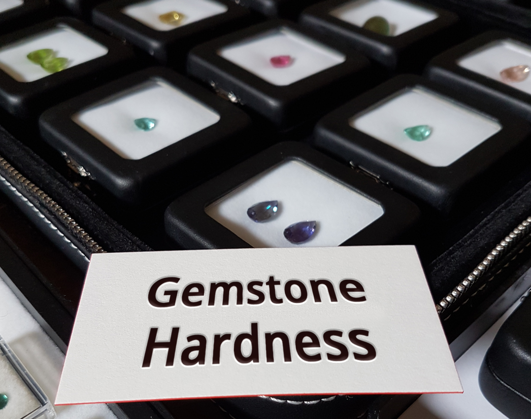 Gemstone hardness