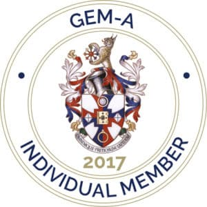 Zylana Fellow of the Gemmological Association of Great Britain